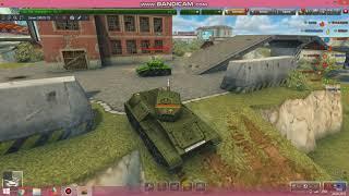 Прохождения танков онлайн з нуля( серия №1) сори что без звука