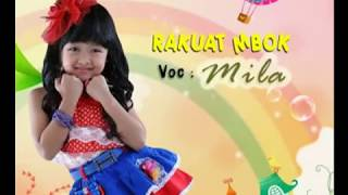 Gambar cover RA KUAT MBOK-MILA-ALBUM GEBYAR LAGU ANAK TERBARI-MARINDA RECORD