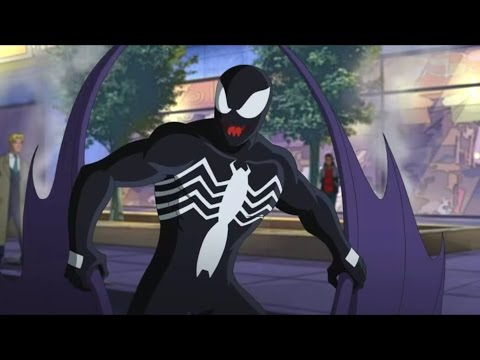 Великий Человек-паук - Чёрный в чёрном - Сезон 1, Серия 8 | Marvel