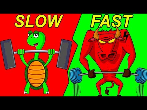 Slow Reps vs Fast Reps (5X YOUR GAINS)