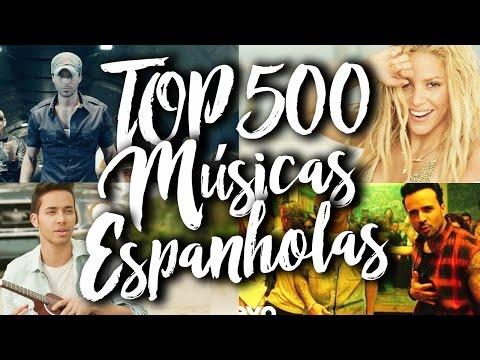 As 500 Melhores Músicas Espanholas de Todos os Tempos Atualizado em Maio de