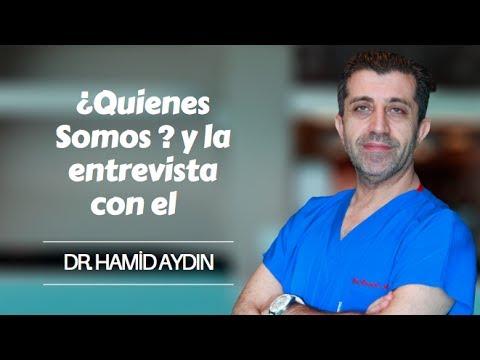 ¿Quienes Somos ? y la entrevista con el - Dr. Hamid AYDIN