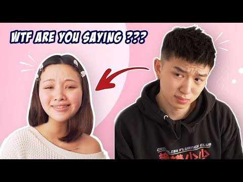 Transforming Her Into an ABG ONLY Speaking CANTONESE (FT. SACHEU)