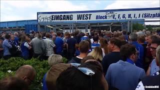 Arminia Bielefeld - SSV Jahn Regensburg || 2:1 || 29.07.2017
