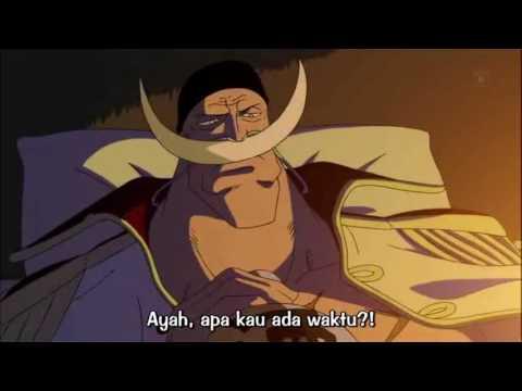 Ace Mengaku Anak dari Gol D Roger pada Shirohige - One Piece