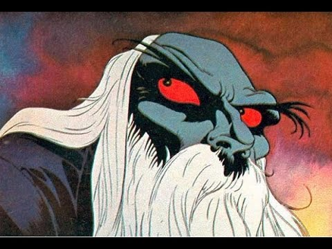 adventure time is the sequel to ralph bakshi's wizards