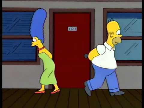 The Simpsons - Hans Moleman Brainwashing