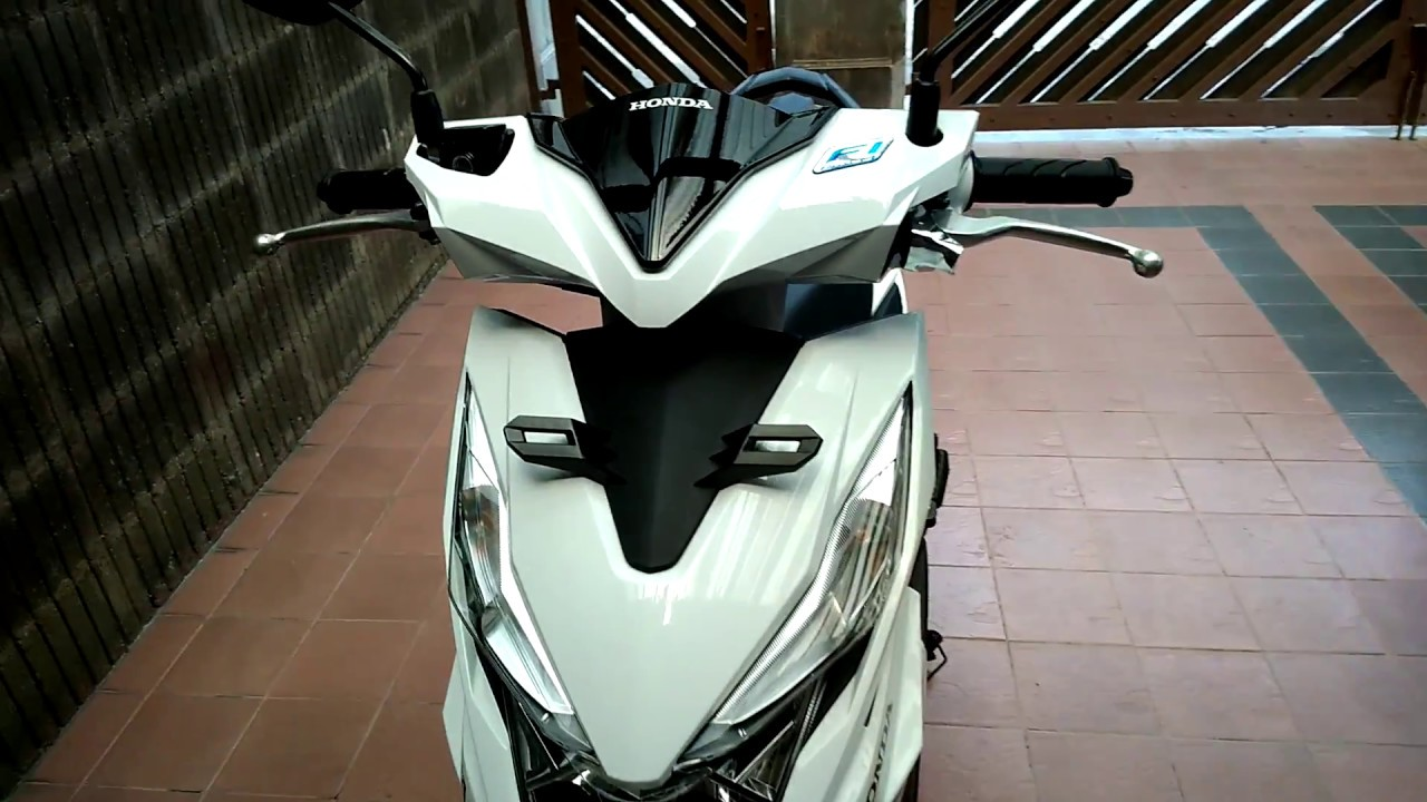 First Impression All New Honda Beat ESP Eco CW 110 YouTube
