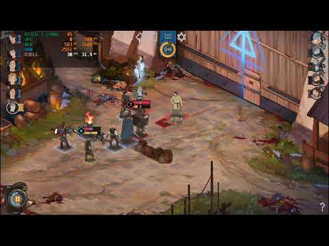 Gameplay Ash of Gods Redemption  