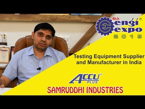 Testing Equipment Supplier And Manufacturer In India – MACHINE TOOLS EXPO