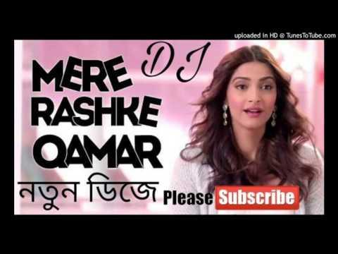 Mere Rashke Qamar  Fadu Dholki Dance Mix DJRocky Babu