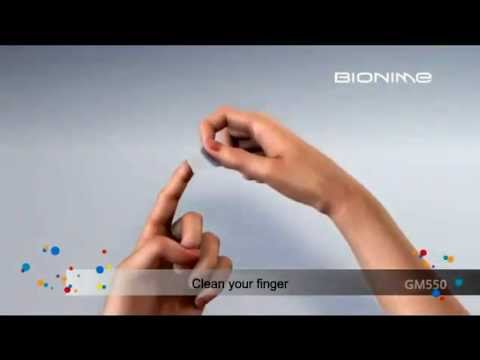Настройка Глюкометра Bionime Rightest GM 300 - Ваше Здоровье - YouTube