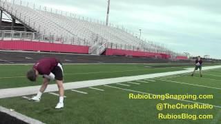 Rubio Long Snapping, Andrew Zucker, November 2012