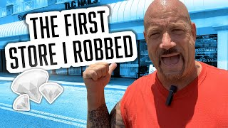 First Store I Robbed - True Crime Story Road Trip - Robbery From Casing the Joint to Getaway | 123 |