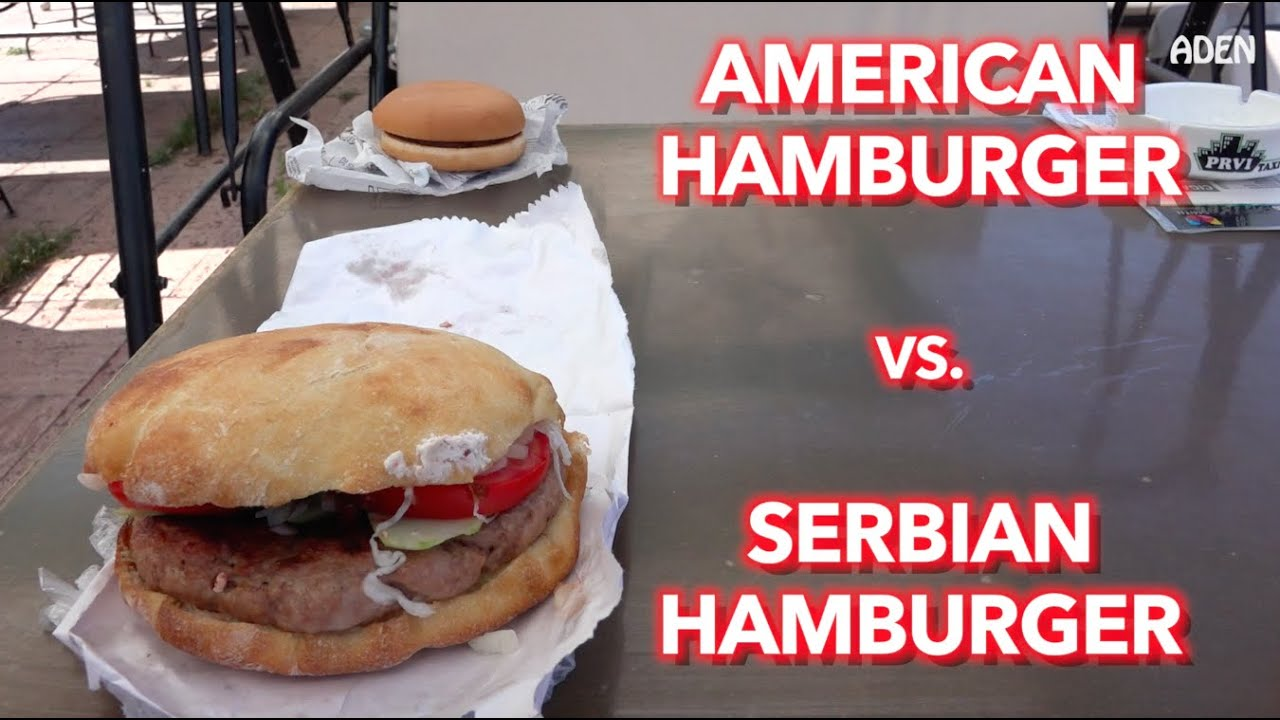hamburg vs hamburger