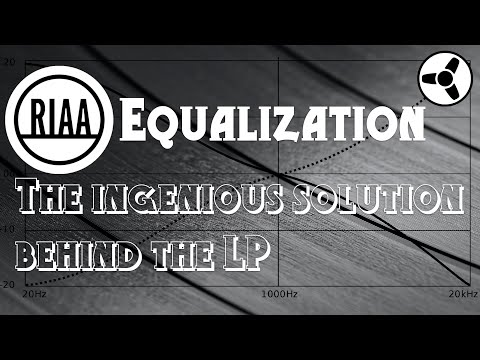 RIAA Equalization: The ingenious solution behind the LP