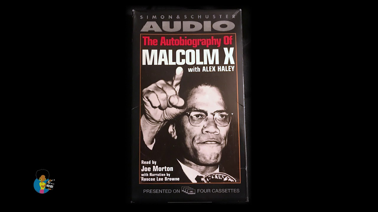 The Autobiography of Malcolm X | Read by Joe Morton | OOP Audiobook