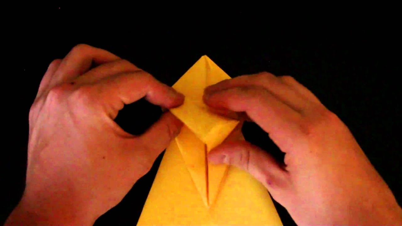 origami angel youtube