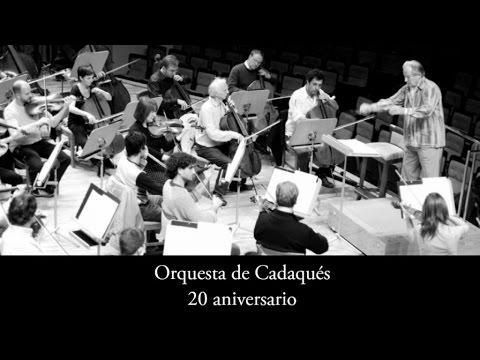 Orquesta de Cadaqués Ft. Sir Neville Marriner (director), Jaime Martín (director) - 20 aniversario