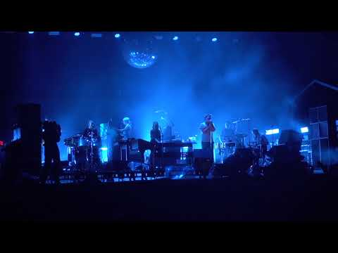 LCD Soundsystem - call the police - Live at Fuji Rock 2017
