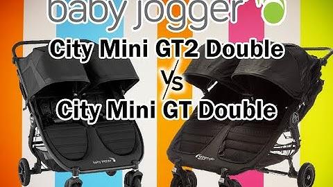 Baby Jogger City Mini GT VS City Mini GT2: In-Depth Comparison