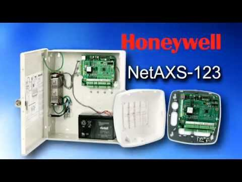 hqdefault honeywell netaxs 123 access control youtube netaxs 123 wiring diagram at creativeand.co