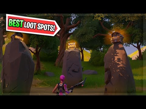 TOP 5 BEST LOOT LOCATIONS In Fortnite CHAPTER 2 (Where To Find Them!)