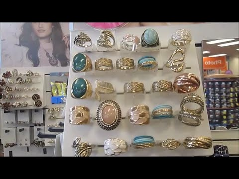 gorgeous jewelry found at cvs youtube