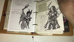 John Winchester's Journal #1