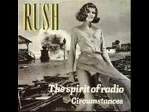 """Spirit Of The Radio """"RUSH"""" cover/karaoke"""