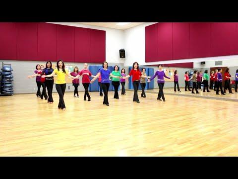 I Won't Back Down - Line Dance (Dance & Teach in English & 中文)