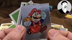 Nintendo Album Stickers from 1992 | Ashens