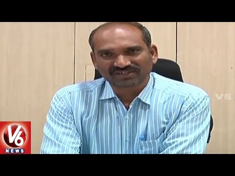 Khammam City Tops In Development After Formation Of Telangana State   V6 News