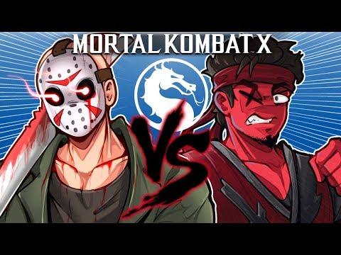BRINGING MKX BACK!!!! - Mortal Kombat X (vs Cartoonz)