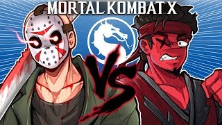 BRINGING MKX BACK!!!! - Mortal Kombat X (vs Cartoonz)