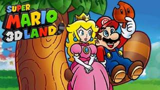 Super Mario 3D Land - Full Game Walkthrough