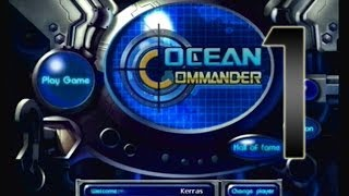 Lets Play Ocean Commander [1] (Sea The Missiles?)