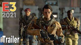 Fallout 76 Steel Reign - Reveal Trailer E3 2021 [HD 1080P]