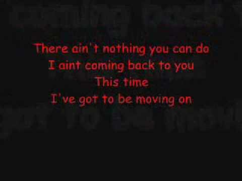 makeshift romeo -  Movin on lyrics