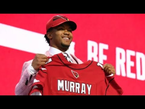 2d1ba7e0b6151a Arizona Cardinals Fans React To Kyler Murray Being Drafted - YouTube