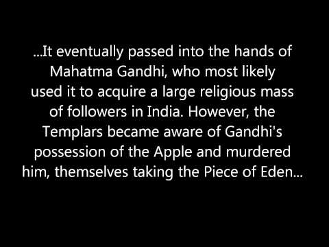 The apple of eden's story's explained