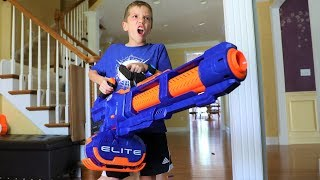 Payback Time Finds New Nerf Blaster to Defeat The Reaper, The Nerf Titan