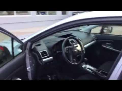 Ann Foster 2015 Subaru XV Crosstrack 2.0 premium at McDonald Auto Group