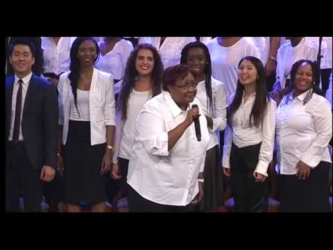 """""""You ought to been there"""" sung by the Brooklyn Tabernacle Choir"""
