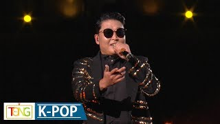 PSY(싸이) 'IT'S ART' Performance Stage -70th Armed Forces Day- (국군의 날, 예술이야)