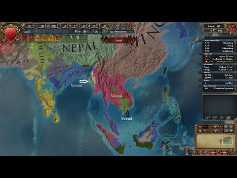 (EU4) Vassals Are More Important Than You Realize