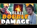 CARRY YOUR PLACEMENTS BEFORE THIS IS NERFED!! Buffed Brand Mid Gameplay Season 8 - League of Legends