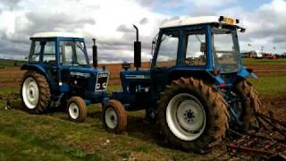 Ford 6600 and Ford 7600