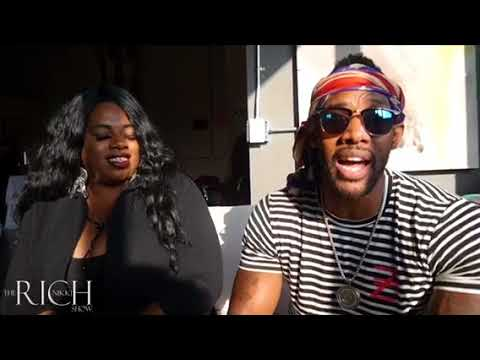 The Nikki Rich Show live with Nikko London