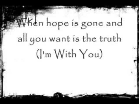 Bon Jovi - I'm With You (lyrics)